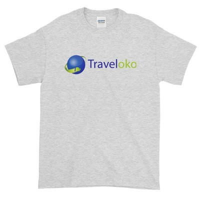 Front and Back Traveloko Tee