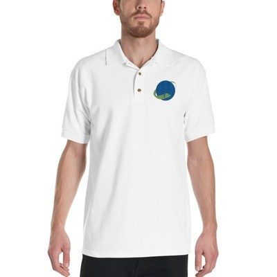 Embroidered Traveloko Logo Polo