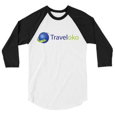 Traveloko Baseball Shirts