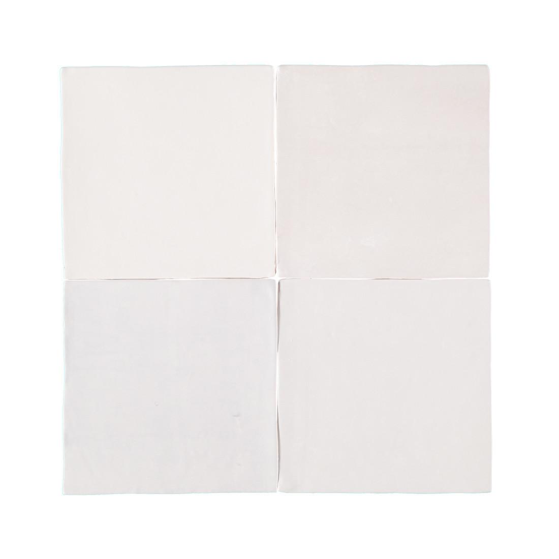 Zellige Bianco Matt