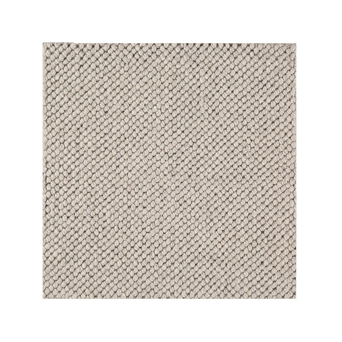 Yale  - Wool & Viscose Blend Hand Loomed Loop Pile - Sand