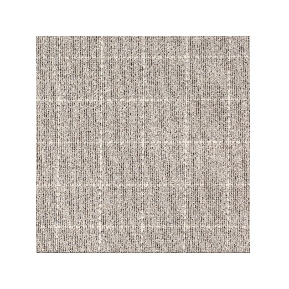 Library - 100% Woven Wool Hand Loomed  - Ivory