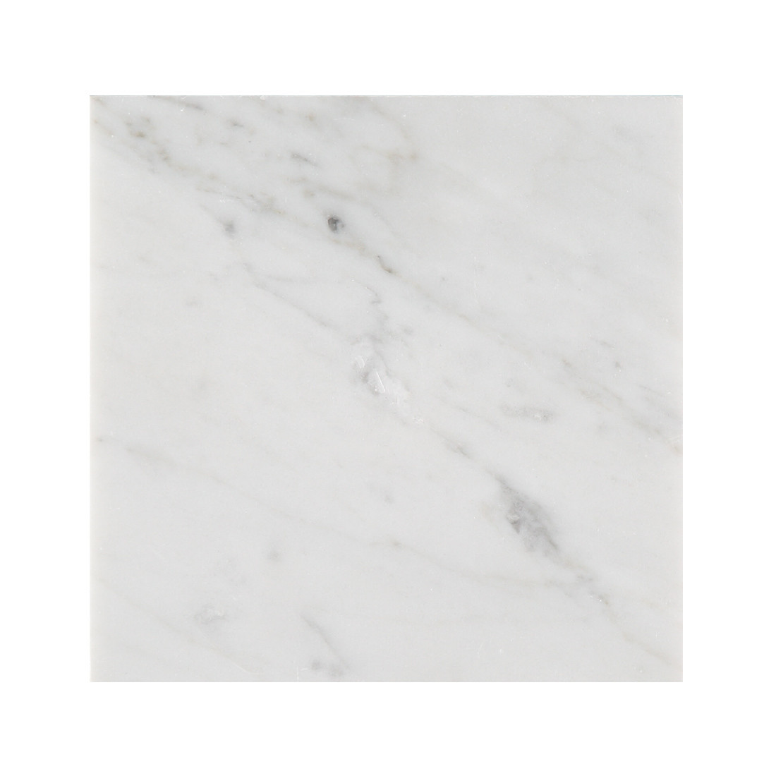Carrara Marble Honed 150 x 150mm