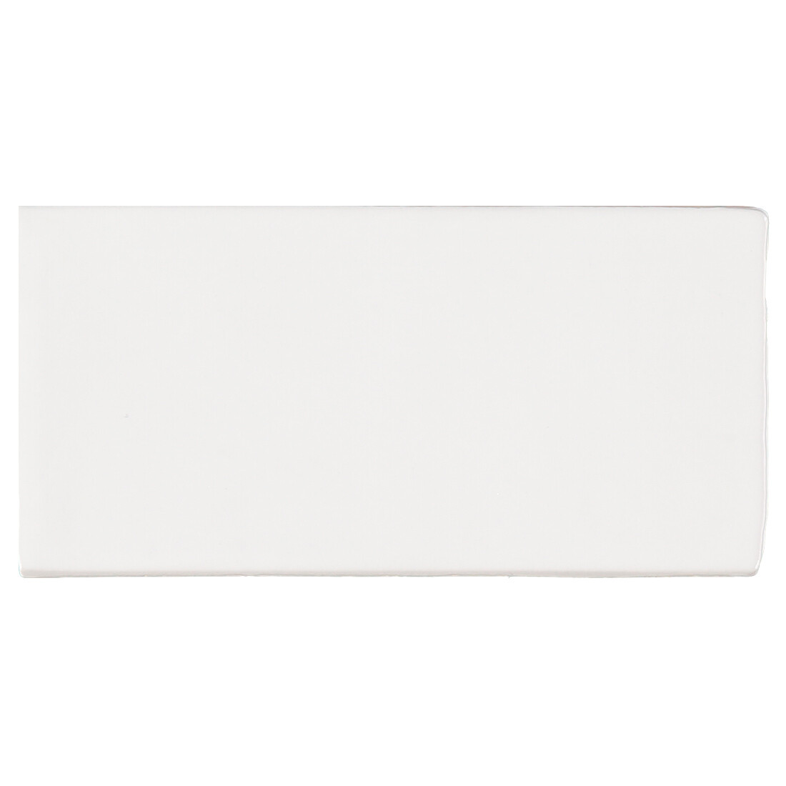 South Hampton White Gloss Handmade Look Subway 150 x 75mm