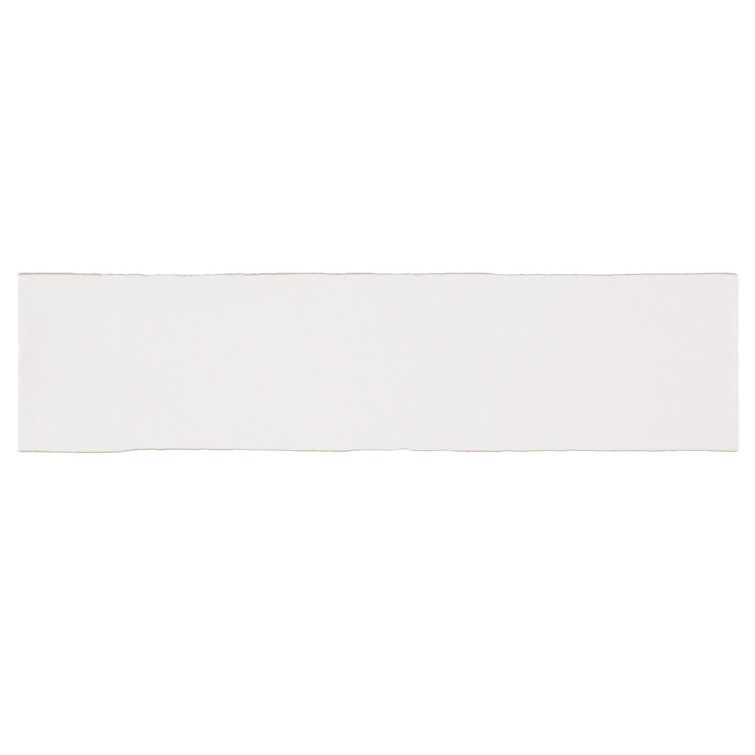 South Hampton White Matt Handmade Look Subway 300 x 75 mm
