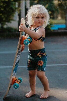 tropical kids tights (short)