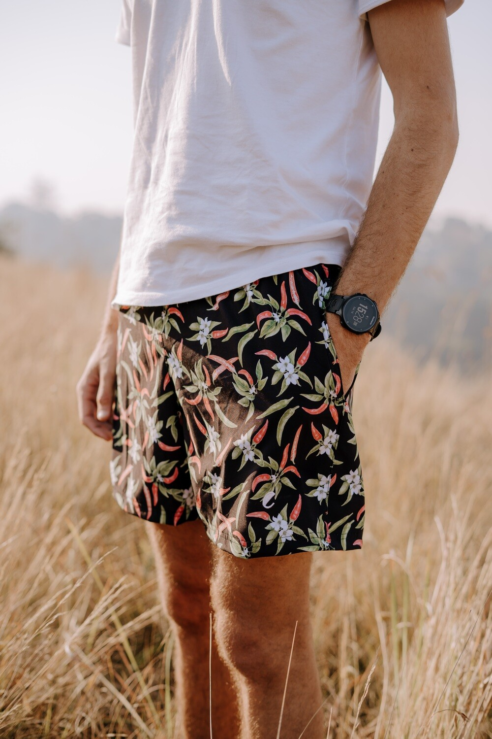 chilli mens shorts