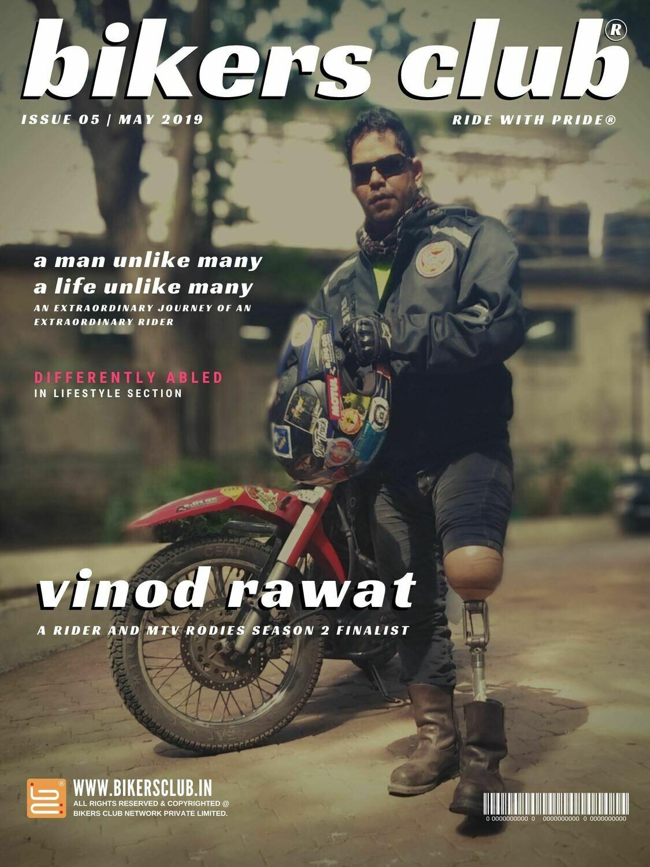 BIKERS CLUB-Print Copy-May 2019-Vinod Rawat