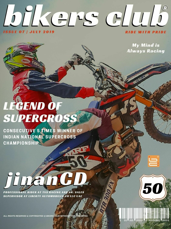 BIKERS CLUB-Print Copy-July 2019-JinanCD