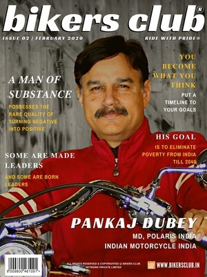 BIKERS CLUB-Print Copy-Feb 2020-Pankaj Dubey