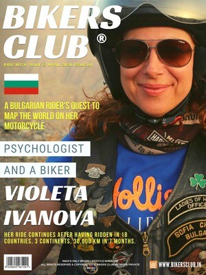 BIKERS CLUB-Print Copy-April 2020-Violeta Ivanova