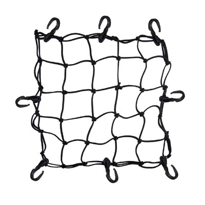 MotoTech Flexi Hook Bungee Net - 15