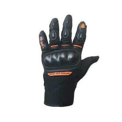 MotoTech Urbane Short Carbon Gloves