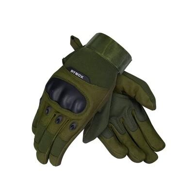 Rynox Recon Gloves - Battle Green