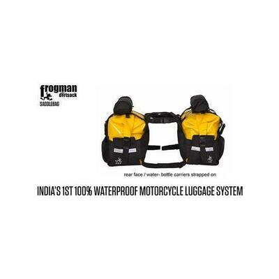 Dirtsack Frogman Waterproof Saddlebag