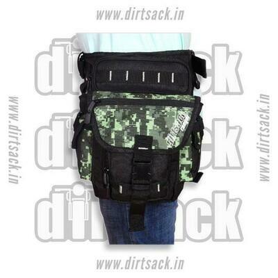 Dirtsack Ranger Waistpack V2 - Camouflage
