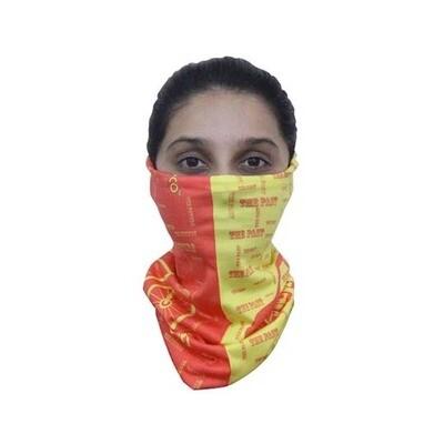 Quipco Dune Tube Future - Red/Yellow