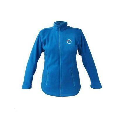 Quipco Tundra 200 Fleece Women's Jacket - Aqua Blue