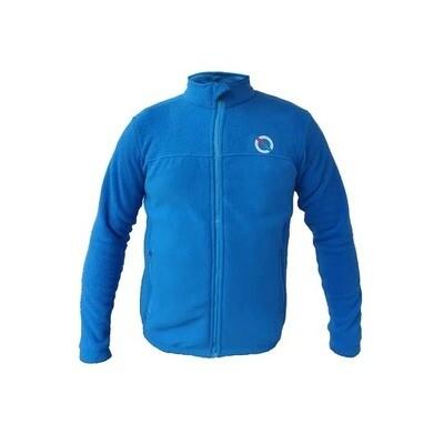 Quipco Tundra 200 Fleece Jacket - Aqua Blue