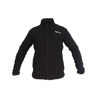 Quipco Tundra 100 Fleece Jacket - Black