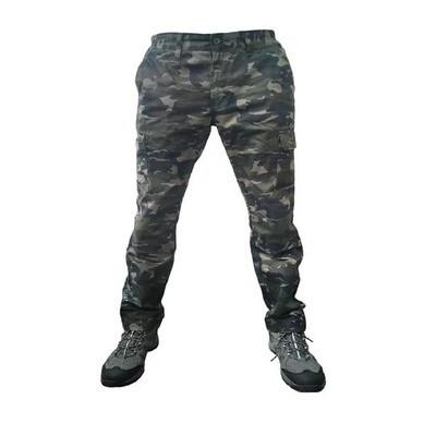 Quipco Ranger Camouflage Trek Pants