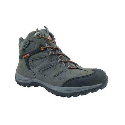 Quipco Terra Waterproof Trekking Shoes - Grey