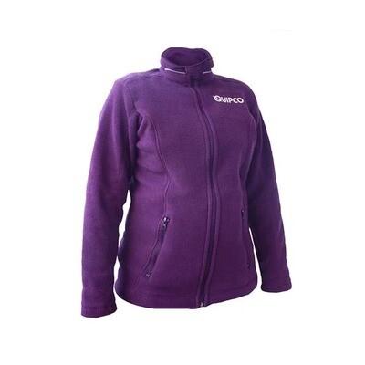 Quipco Tundra 200 Fleece Women's Jacket - Purple