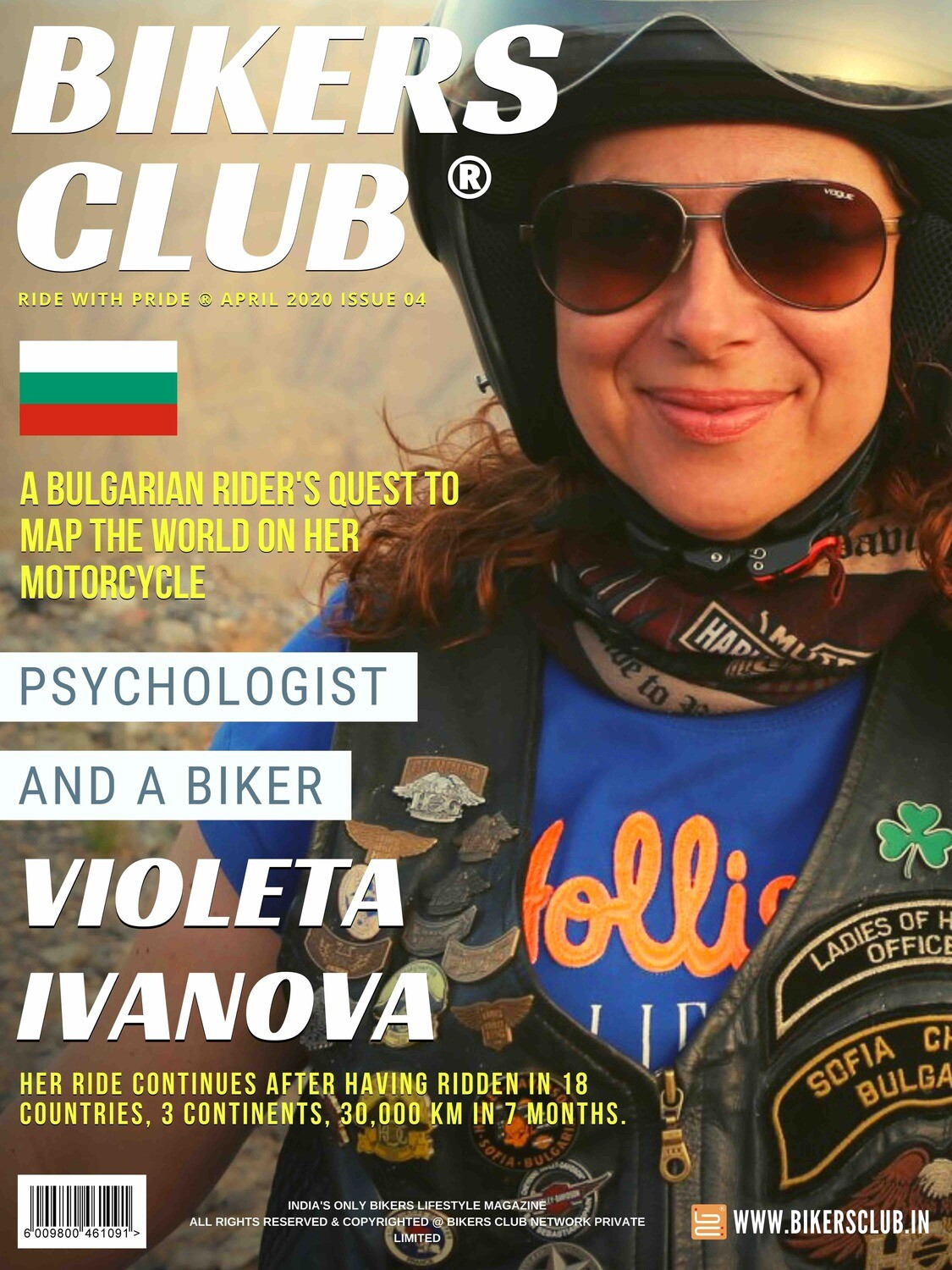 Bikers Club-e-magazine-April-2020-Violeta Ivanova