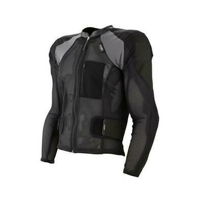 Defender Shirt - 2014 - Black/Grey