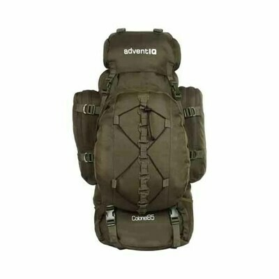 Colonel Rucksack + Detachable Daypack With Rain Cover - 85L
