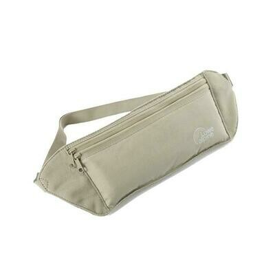 Lowe Alpine Waist Safe Travel Belt Pack - Beige