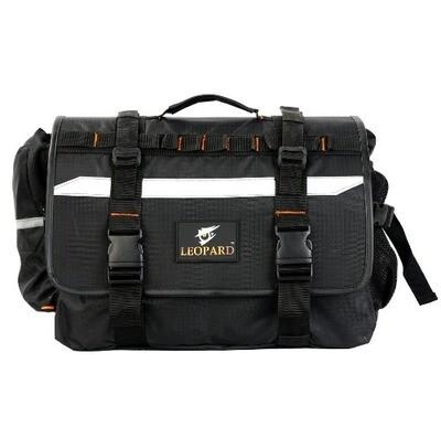 Leopard Luggages Saddle Bag