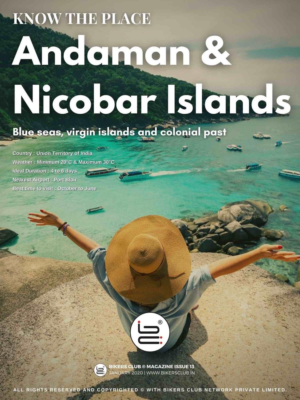 ANDAMAN & NICOBAR ISLANDS