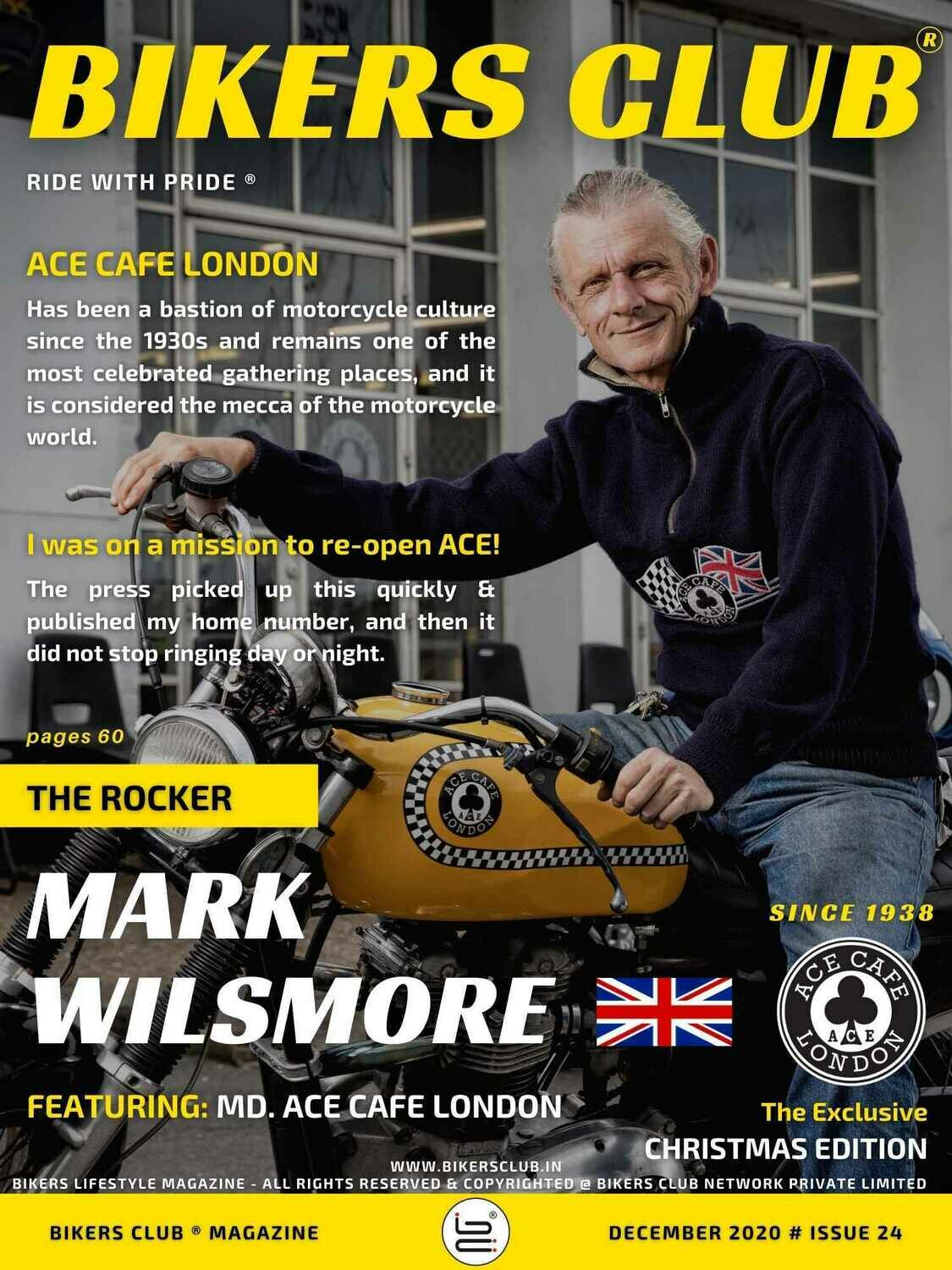 Bikers Club-e-magazine-December-2020-Mark Wilsmore-Ace Cafe London