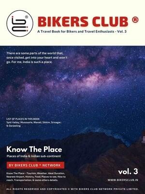 Know The Place E-Book VOL.3