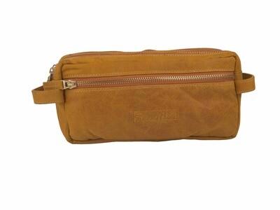 Toiletry Bag (Mustard)