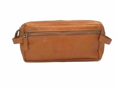 Toiletry Bag(Tan)