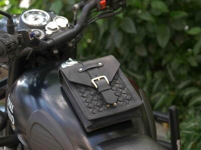 Magnetic Case Hand Weave Black