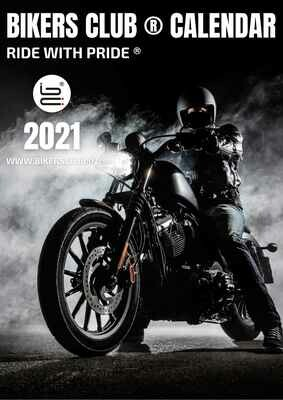 Bikers Club Calendar 2021-E-Copy