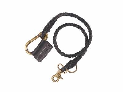 Hunter Keychain (Black)
