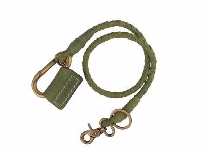 Hunter Keychain (Green)