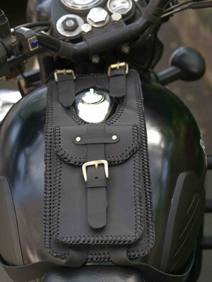 Belted Tank Case Classic 350 (Black)