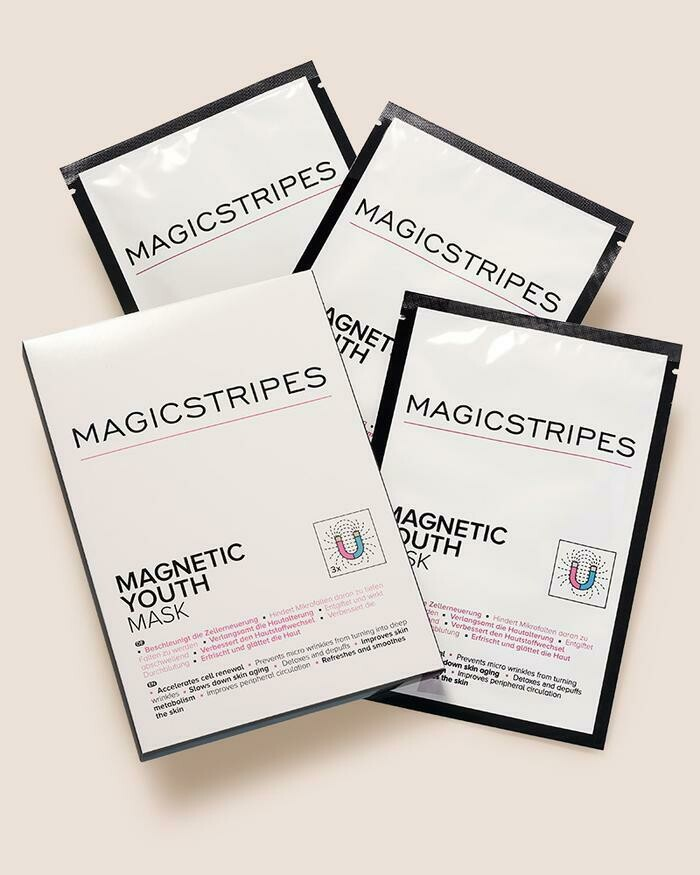 MAGNETIC YOUTH MASK - 3 MASKS