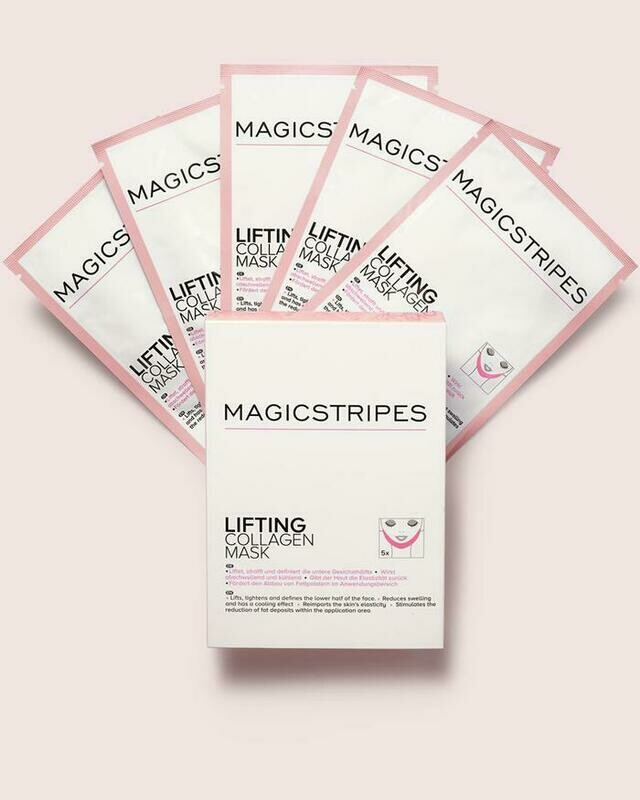 LIFTING COLLAGEN MASK - 5 MASKS