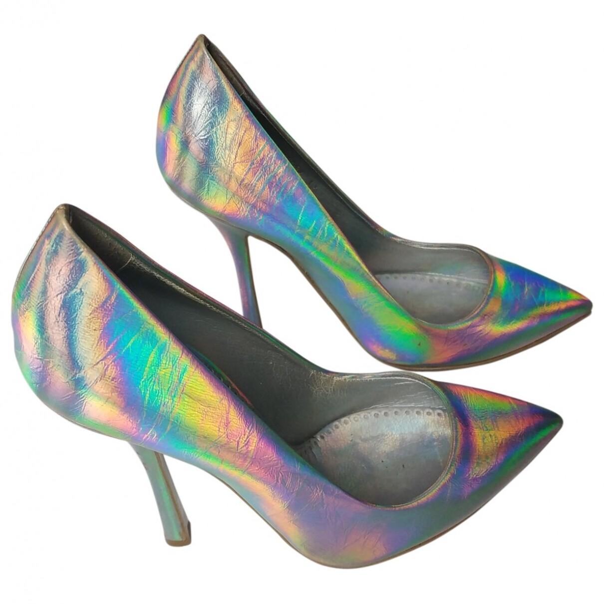 Stella Mc Cartney heels size 37