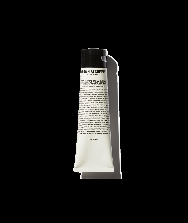 Hydra-Restore Cream Cleanser Olive Leaf, Plantago Extract, 100ml