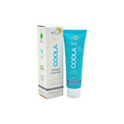 Unscented Matte Tint Face Sunscreen SPF 30