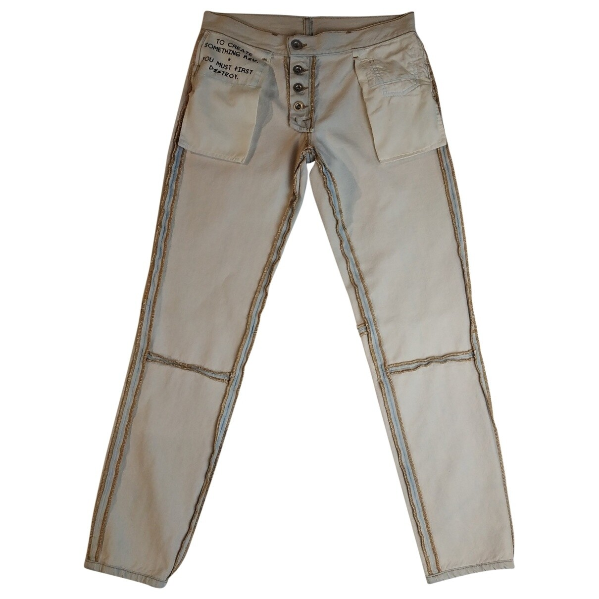 Unravel Project Straight pants