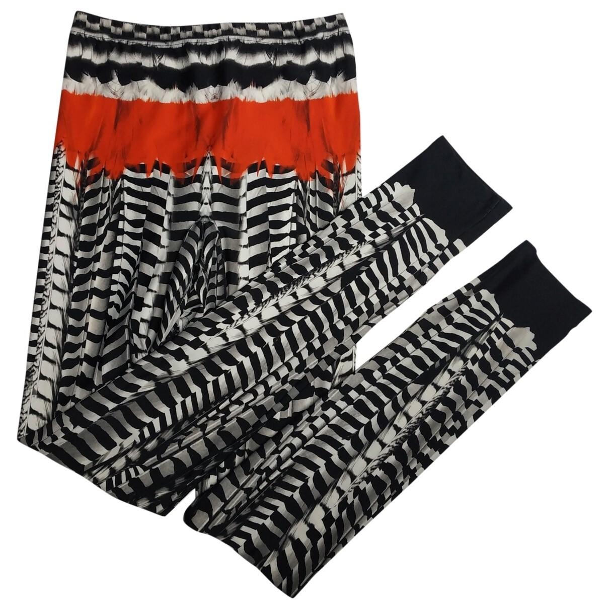 Alexander McQueen Multicolour Trousers