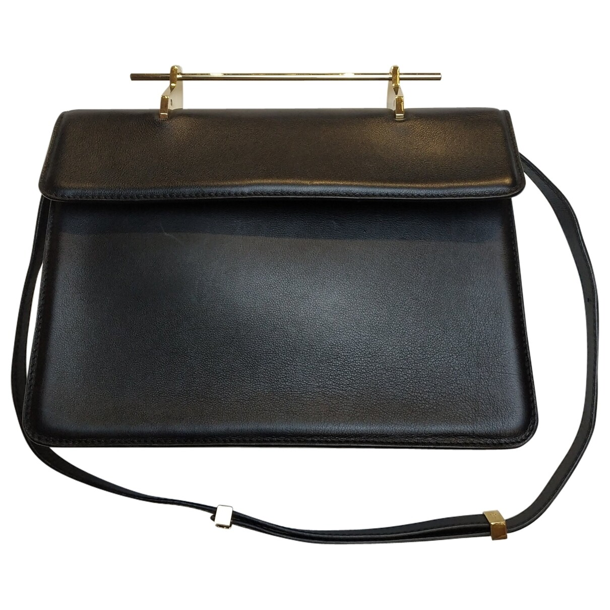M2Malletier Leather handbag